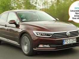Volkswagen Passat B8 - czy w końcu jest solidny?