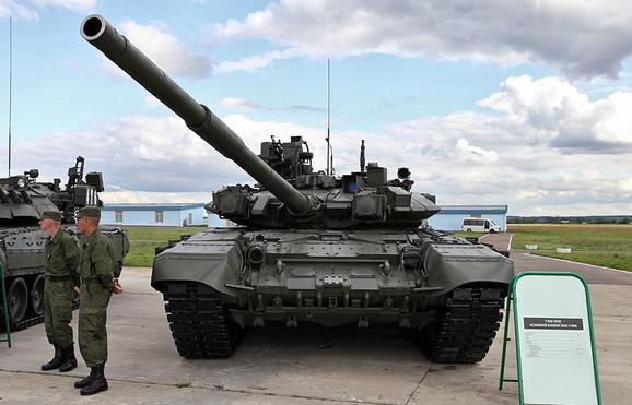 Ruski tenk T-90A