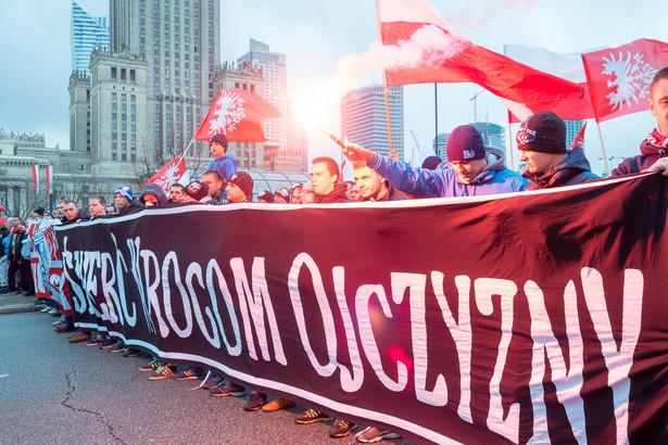 """W swoim oświadczeniu organizacje mniejszości narodowych i etnicznych przywołały fragment konstytucji: """"My, Naród Polski – wszyscy obywatele Rzeczypospolitej – tak stanowi Konstytucja naszego państwa"""""""