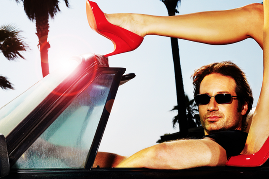 """Californication"" 2007-2014"