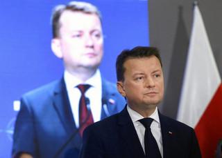 Mariusz Błaszczak: KE przekroczyła swoje uprawnienia