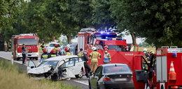 Tragedia! Śmierć mężczyzny, kobiety i nastolatki w Borczu