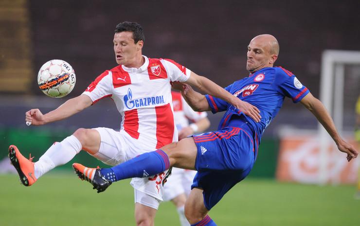 Evropski koeficijent Srbije mogao bi da zavisi od duela Crvena zvezda - Olimpijakos
