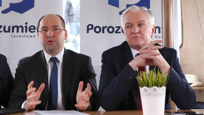 """Sondaż dla """"Rz"""". Czy wyrzucenie polityków z Porozumienia doprowadzi do kryzysu w koalicji rządzącej?"""
