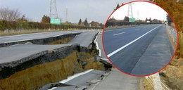 W Japonii naprawili już drogi. U nas trwałoby to lata