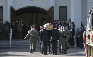 Jan Szyszko pośmiertnie odznaczony Krzyżem Komandorskim z gwiazdą orderu 'Odrodzenia Polski'
