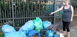 U urzędników czysto a u nas śmieci