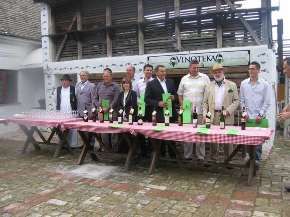 Najbolji proizvođači vina na Zekinom salašu