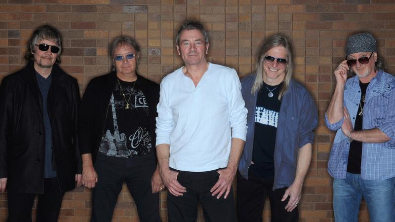 Deep Purple (fot. materiały prasowe)
