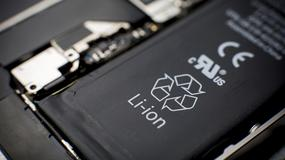 Samonaprawiająca się bateria do urządzeń przenośnych