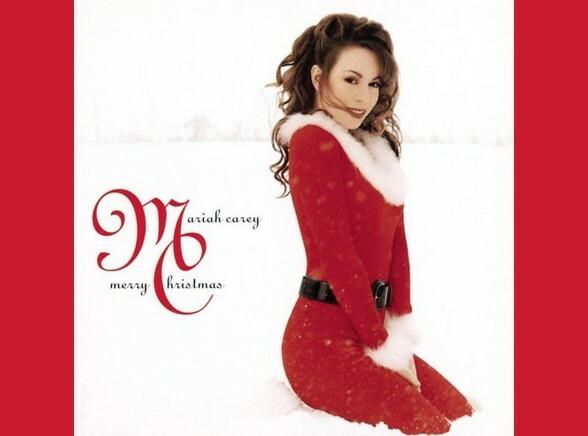 "Mariah Carey ""Merry Christmas"""