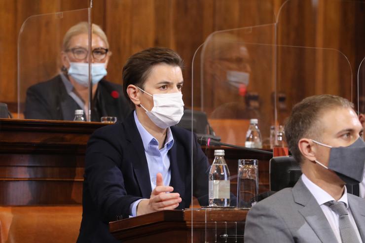 Ana Brnabić Skupština