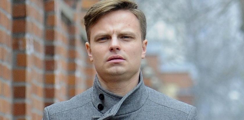 Marcin Hakiel odwiedził Kasię Cichopek w szpitalu
