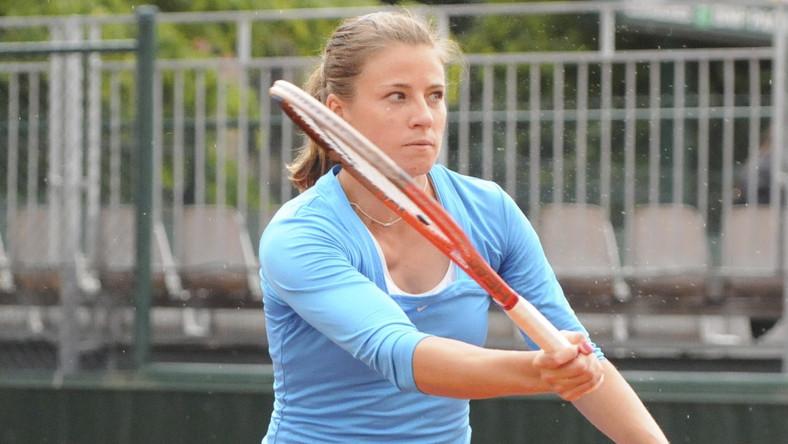 Alicja Rosolska odpadła w 1. rundzie debla
