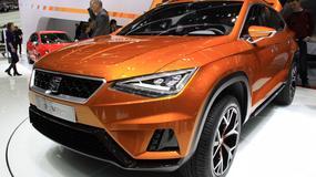 Seat 20V20 - nadchodzi nowy hit rynku crossoverów (Genewa 2015)