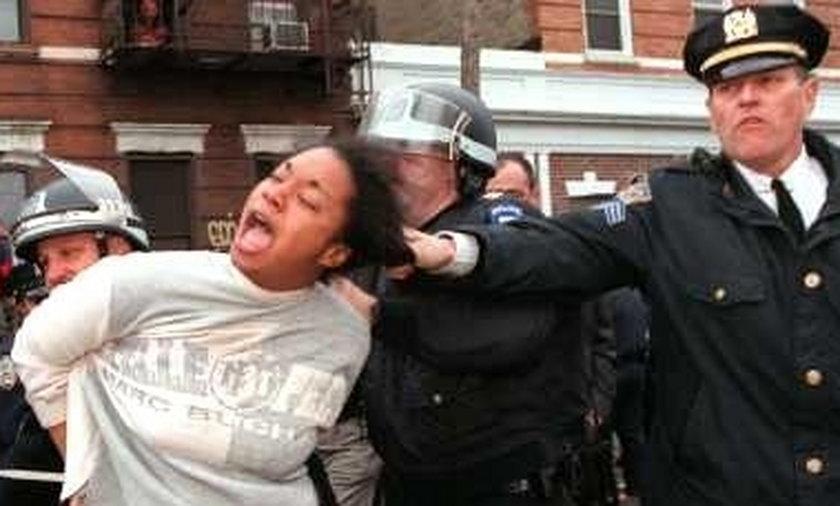 Tak zblamowała się policja Nowym Jorku