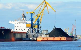 Nowy morski szlak donbaskiego antracytu. Tranzyt zaczyna się w porcie w Ust-Łudze
