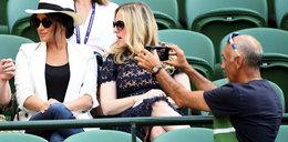 Skandal na Wimbledonie. Meghan Markle nasłała ochroniarzy na fanów
