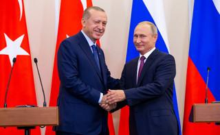 Prezydent Erdogan nie zamierza wycofać się z zakupu S-400 od Rosji