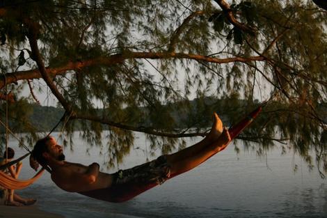 Igor na ostrvu Koh ta Kiev u Kambodži