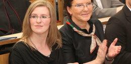 Ewa Kopacz załatwiła córce pracę?