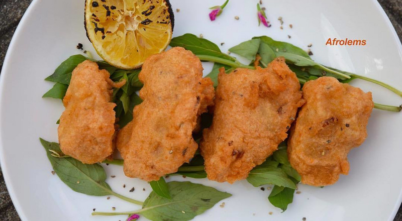Spice and Recipe: Here is how to make the delicious Akara Fish Tempura
