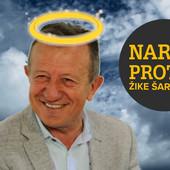 """""""TO JE JAKO STRESNO"""" Žika Šarenica progovorio o razvodu u emisiji """"Narod protiv"""", a iznenadićete se zašto je išao kod SVEŠTENIKA (VIDEO)"""