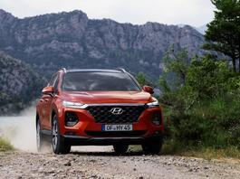 Nowy Hyundai Santa Fe - perfekcyjna kompozycja