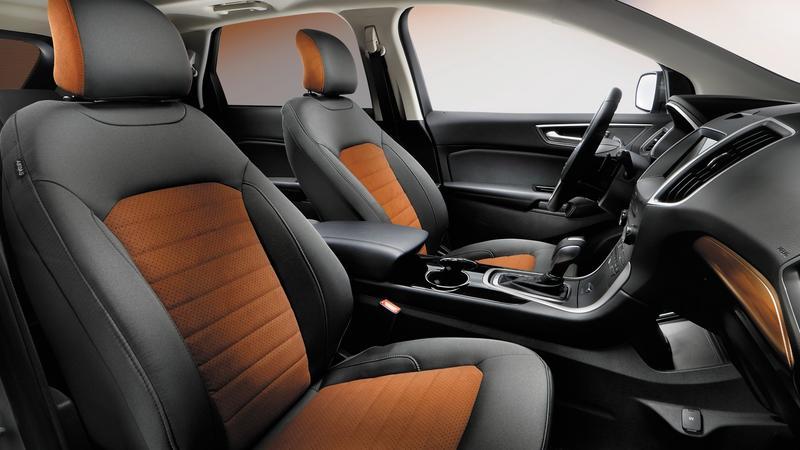 Siedzenia z wykorzystaniem pianki sojowej stosowane są od niemal 10 lat w Fordach produkowanych w USA. Ford