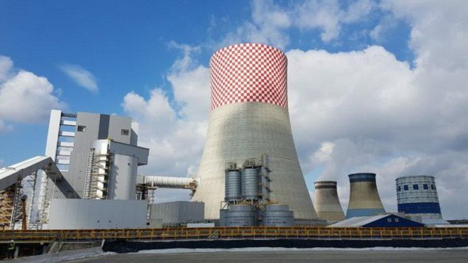 Budowa bloku 910 MW w Jaworznie | fot. Piotr Stępiński/BiznesAlert.pl