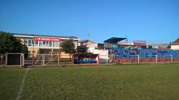 Stadion Crvene Stijene