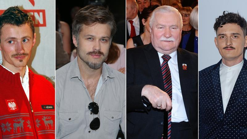 Mężczyźni z wąsem. Komu z nim do twarzy?