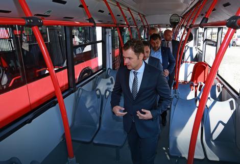 Možda će neko izabrati nove autobuse