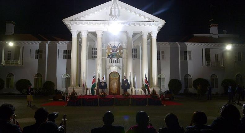 State House, Nairobi