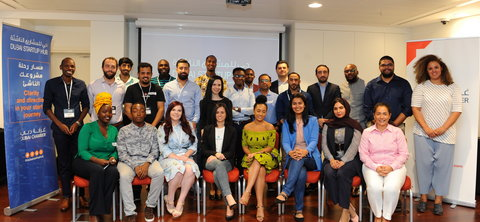Startup chiefs partnering with Dubai (Dubai chamber)