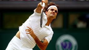 Roger Federer: zapytajcie Nadala, czy moje serwisy są powolne