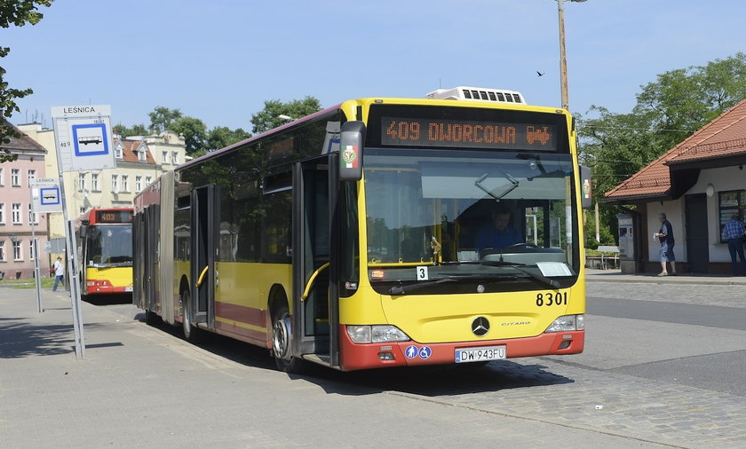 Miejski monitoring na osiedlu Leśnica.