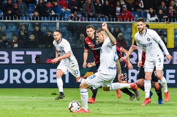 Mauro Ikardi je na povratku na teren bio strelac za Inter