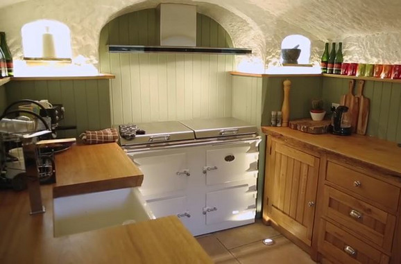 Kuhinjsko osvetljenje mora biti najjače