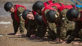 """""""Special Forces: Ultimate Hell Week"""": reality-show wyprodukowane przez BBC w TVP1"""