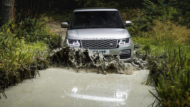 Range Rover FL