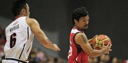 Legenda boksu Manny Pacquiao zadebiutował jako koszykarz! WIDEO