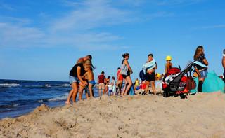 Fala turystów zaleje polskie kurorty. Gminy czeka ogromne wyzwanie w kwestii bezpieczeństwa