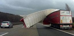 Śmiercionośny orkan uderzył w Polskę. Uważajcie na siebie!