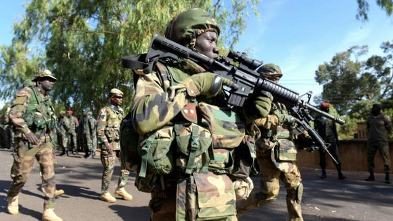 nigeria soldier