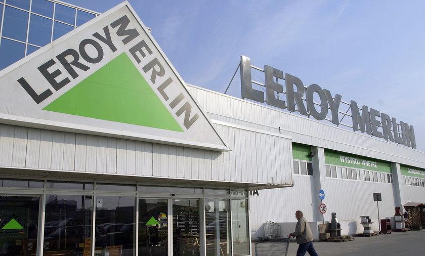 Leroy Merlin. Wycofanie gniazdka ze sprzedaży. Ryzyko porażenia prądem