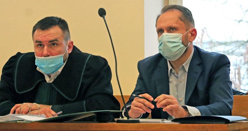 Kamil Durczok upadły gwiazdor TVN kaja się w sądzie. Co powiedział sędziom?