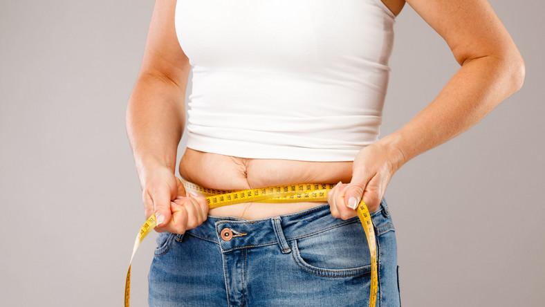 Kobieta z nadwagą, odchudzanie
