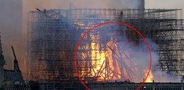 Jezus ukazał się podczas pożaru Notre Dame?
