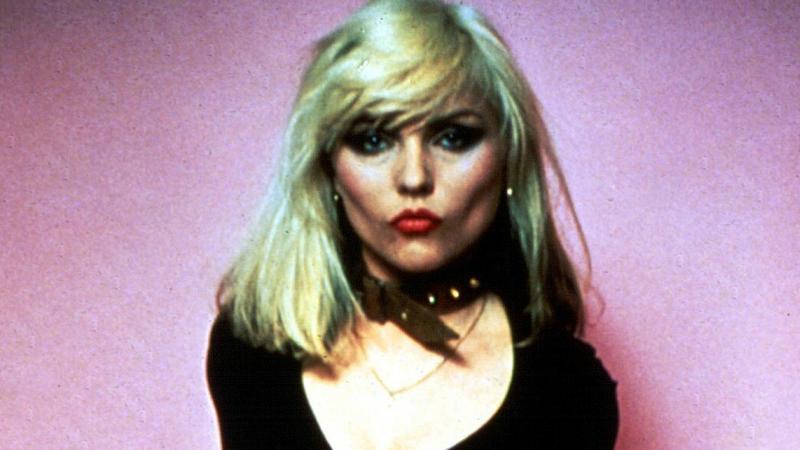 Debbie Harry w latach 70.